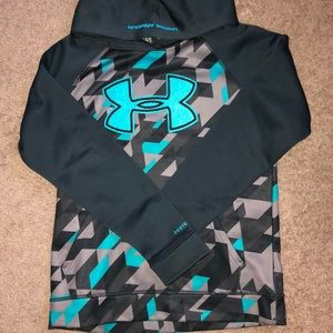 Under Armour hoodie-great condition!!
